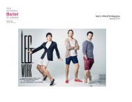 Men's FASHION Magazine Spring 2012 - The National Ballet of ...
