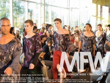 HERE - Men's Fashion Week