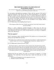 Mangifera indica - Provings.info