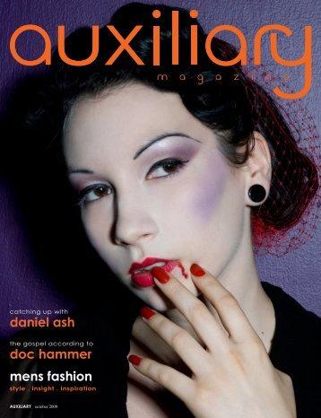 mens fashion daniel ash doc hammer - Auxiliary Magazine