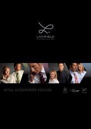 RETAIL & CORPORATE FASHION - Lichfield