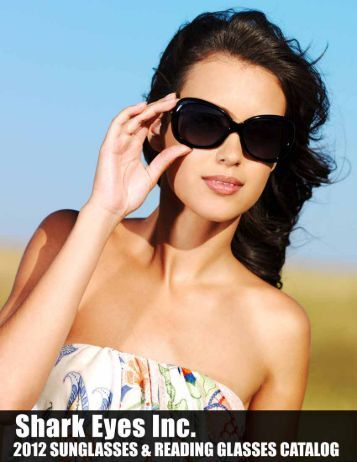 Ladies' Fashion Sunglasses 1-3 - Shark Eyes, Inc.