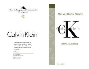 SLCD fashion catalog.pub - School for Language and ...