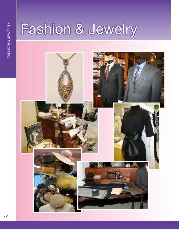 Fashion & Jewelry - SMB Companies