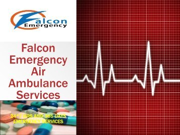 Special Air Ambulance Services in Allahabad- Hyderabad by Falcon Emergency