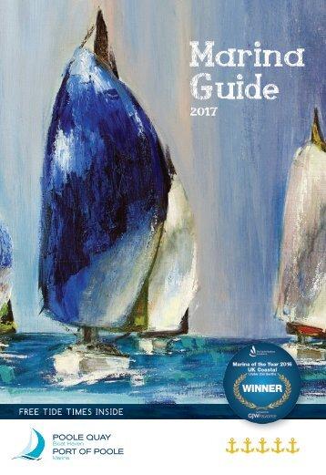 Marina guide 2017 flip