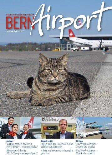 Flughafen Bern AG | Bern Airport