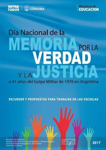 a 41 años del Golpe Militar de 1976 en Argentina