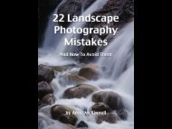 22mistakes in landscape photography