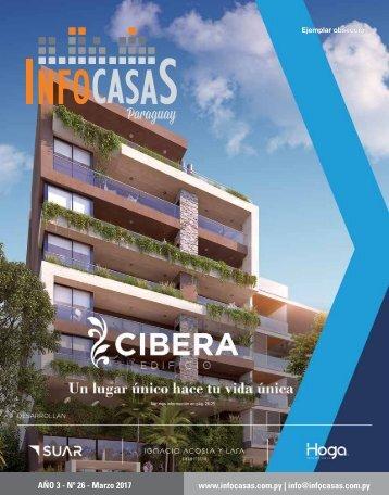 Revista InfoCasas Paraguay - Marzo 2017