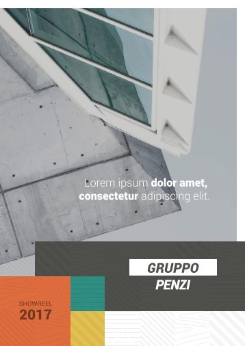 Brochure Layout - Penzi Group