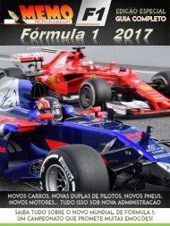 MEMO  Fórmula 1 2017