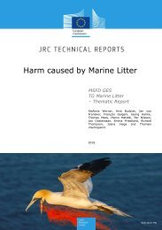 Harm caused by Marine Litter