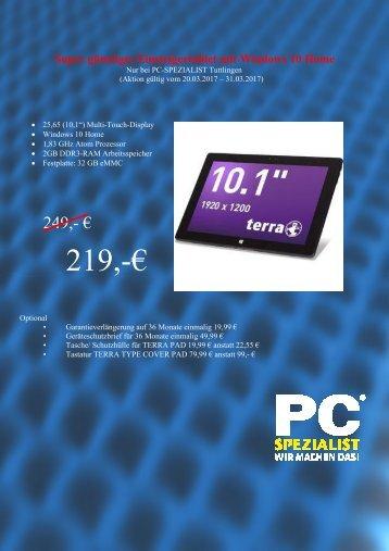 Tablet Aktion 17-03