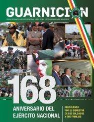 Revista Guarnición 2012