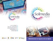 Brochure solmedia