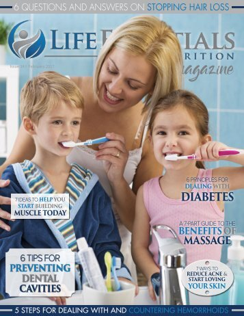 Life Essentials Magazine - February 2017