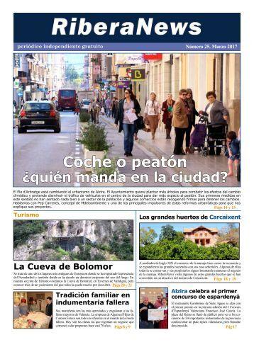 Ribera News Marzo 2017