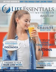 Life Essentials Magazine - January 2017