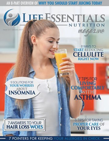 Life Essentials Magazine - January 2017