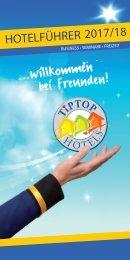 TIPTOP-Hotels Hotelführer 2017