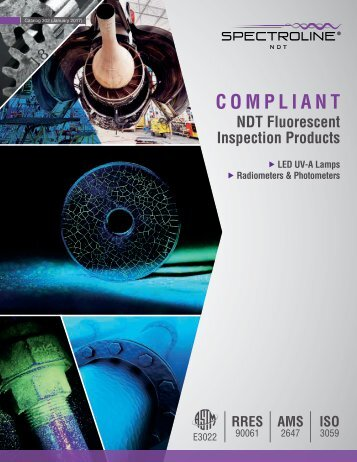 NDT Compliant Lamp Brochure