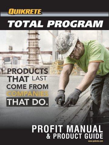 2016.5_Profit Manual