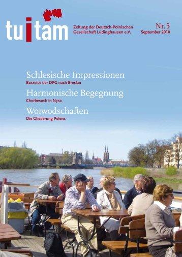 Zeitung der Deutsch-Polnischen - Deutsch-Polnische Gesellschaft ...