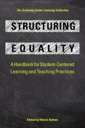 Structuring Equality
