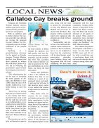 Caribbean Times 8th Issue - Page 3