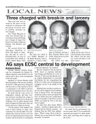 Caribbean Times 8th Issue - Page 4