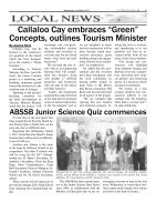 Caribbean Times 8th Issue - Page 5