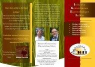 Initiative Gemeinsames Eigenständiges Leben - IGEL Budgethilfe