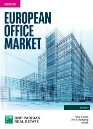 EUROPEAN OFFICE MARKET
