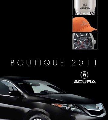 boutique 2011 - Acura West!
