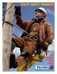 UTILITY SAFETY PRODUCTS 2012 - RHPP Inc