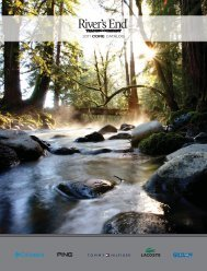 2011 CORE CATALOG - Rivers End Trading Company