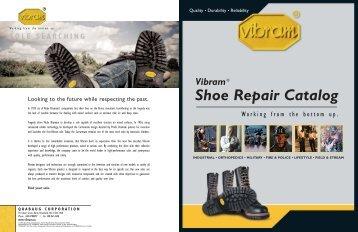 Shoe Repair Catalog - Vibram