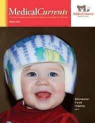 MedicalCurrents - Children's National Medical Center