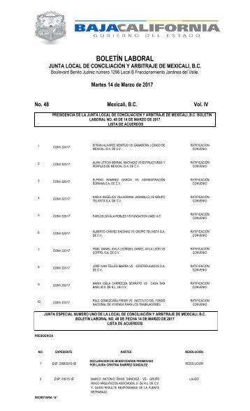 No. 48 14 MARZO  17