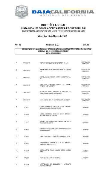 No. 49 15 MARZO  17