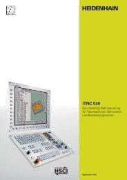 iTNC 530 - TNC 640 - Heidenhain