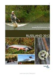 andino reisen gmbh, katalog 2012 - Fischerreise.ch