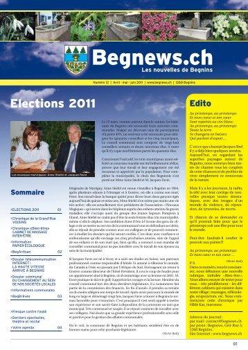 Begnews.ch - Begnins