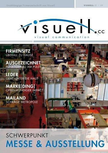 MESSE & AuSStEllung - visuell