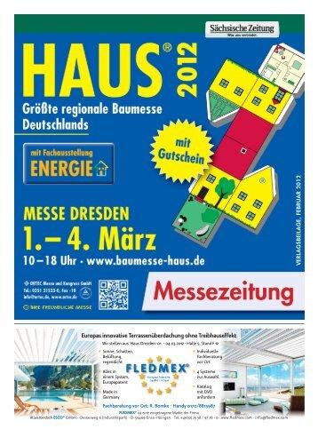 4.3.2012 Messe Dresden - Haus