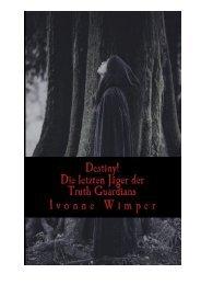 Leseprobe Truth Guardians - Die letzten Jäger