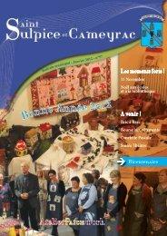 Janvier - Mairie de Saint Sulpice et Cameyrac