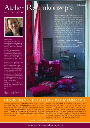 Herbstmesse - Atelier Raumkonzepte