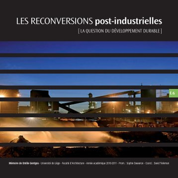 Les reconversions post-industrielles - FGF